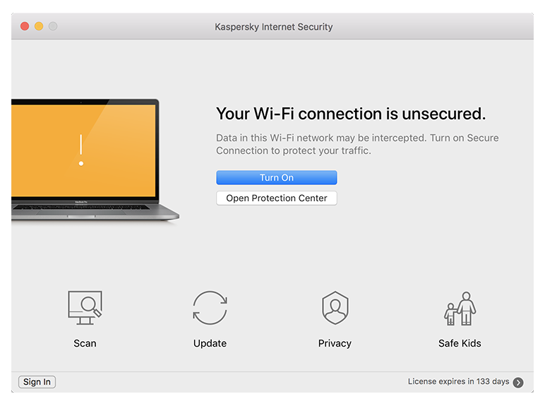 kaspersky for mac system requirements