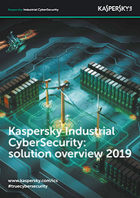 Kaspersky Industrial Cybersecurity: solution overview 2019