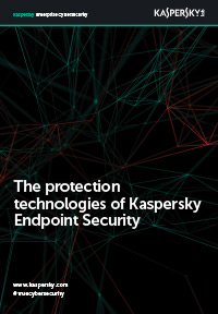 The Protection Technologies of Kaspersky Endpoint Security for Business