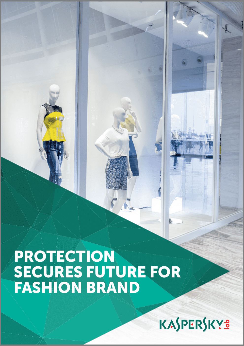 PROTECTION SECURES FUTURE FOR FASHION BRAND
